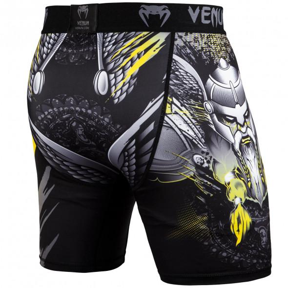 Venum Compression Shorts Viking 2.0 - Black/Yellow