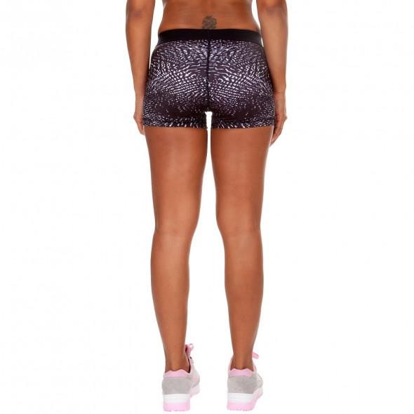 Venum Dune Shorts - Black/White