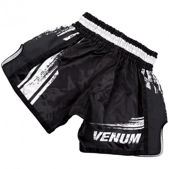 Venum Bangkok Spirit Muay Thai Short - Black