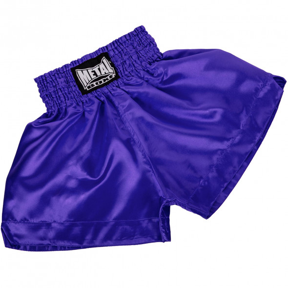 Thai Boxing Shorts Métal Boxe