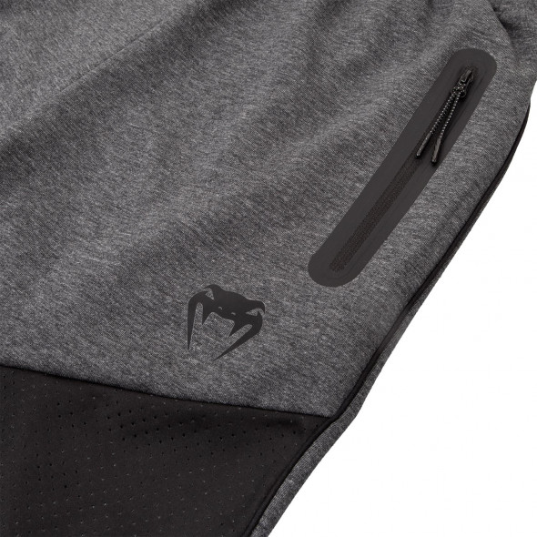 Venum Laser Cotton Shorts - Dark Heather Grey
