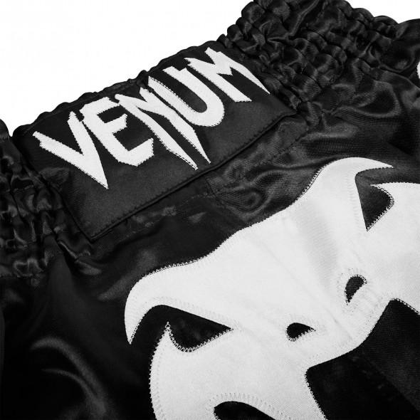 Venum Bangkok Inferno Muay Thai Shorts - Black/Ice