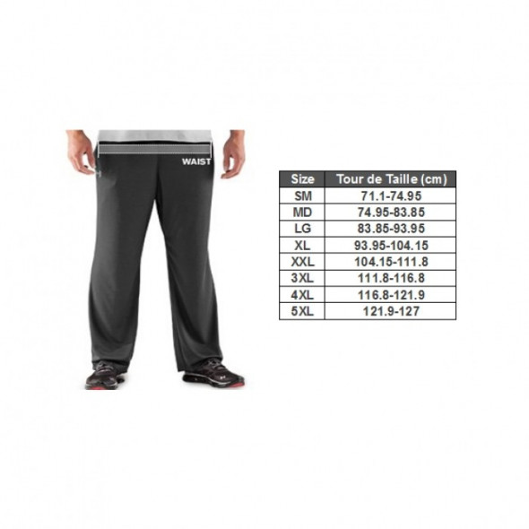 "Pantalon de jogging Under Armour ""Storm Rival"" - Carbone"
