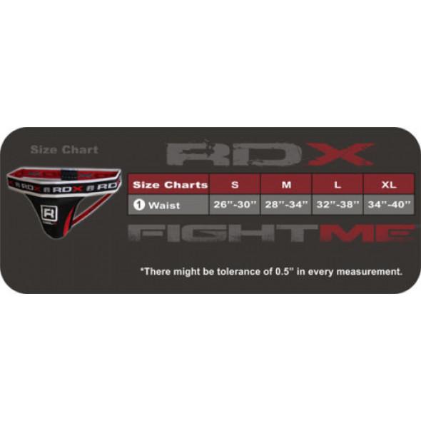 Slip pour coquille RDX Sports - Noir