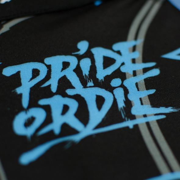 Spats Pride Or Die Ronin