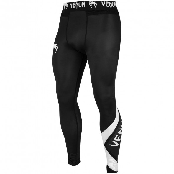 Venum Contender 4.0 Spats - Black/Grey-White