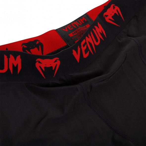 Venum Contender 2.0 Compression Spats - Black/Red