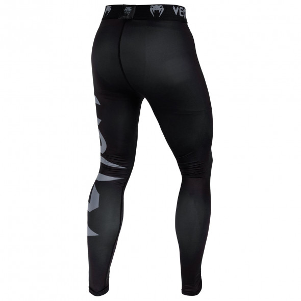 Venum Giant Spats - Black/Grey