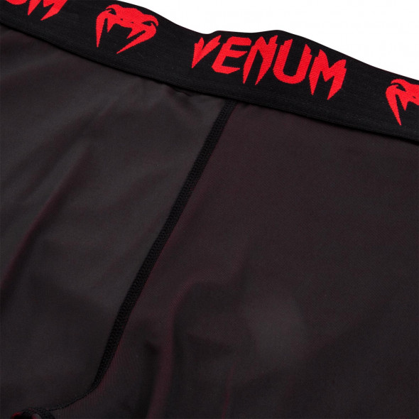 Venum Giant Spats - Black/Red