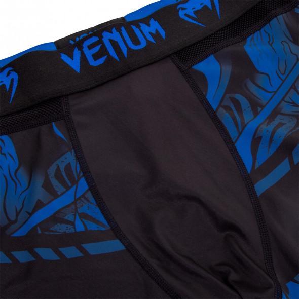 Venum Devil Spats - Navy Blue/Black - Exclusive