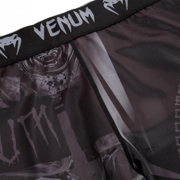 Venum Gladiator 3.0 Spats - Black/Black