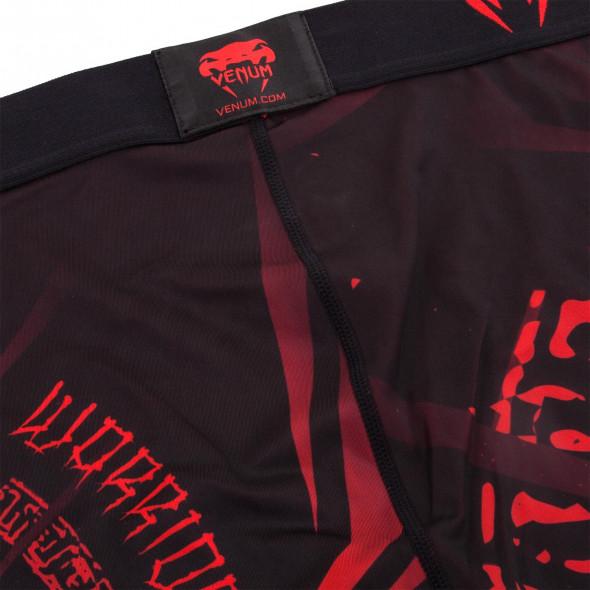 Venum Gladiator 3.0 Red Devil Spats - Black/Red