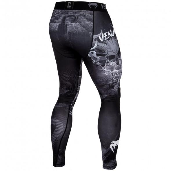 Venum Minotaurus Spats - Black/White