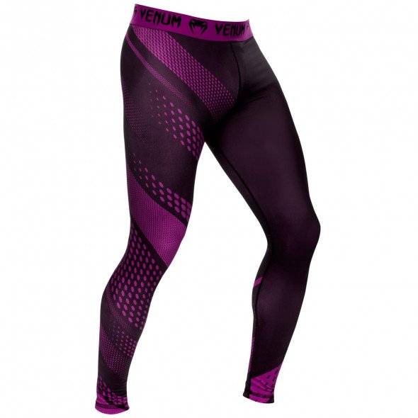 Venum Rapid Spats - Black/Purple