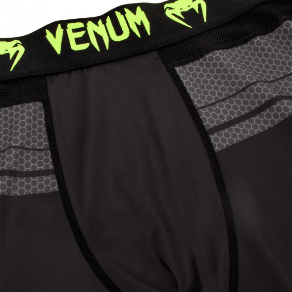 Venum Technical 2.0 Spats - Black/Yellow