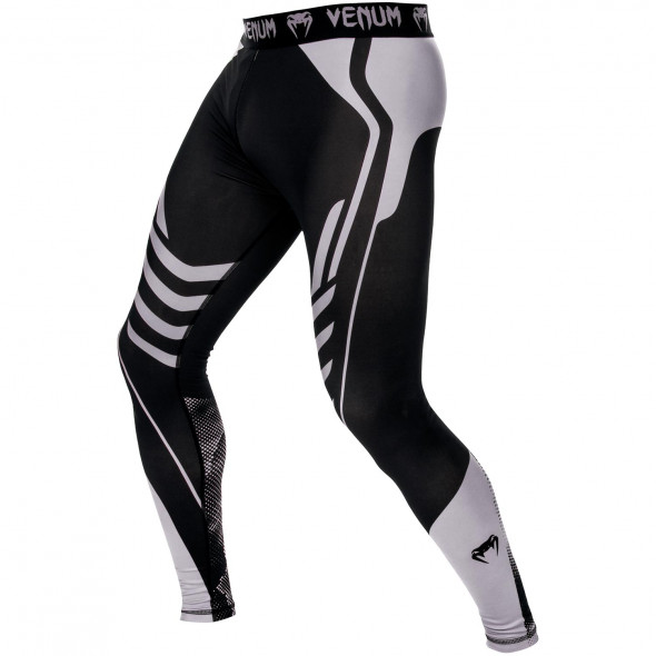 Venum Technical Spats - Black/Grey