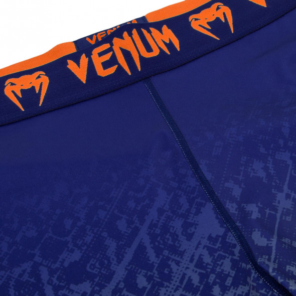 Venum Tropical Spats - Blue/Orange