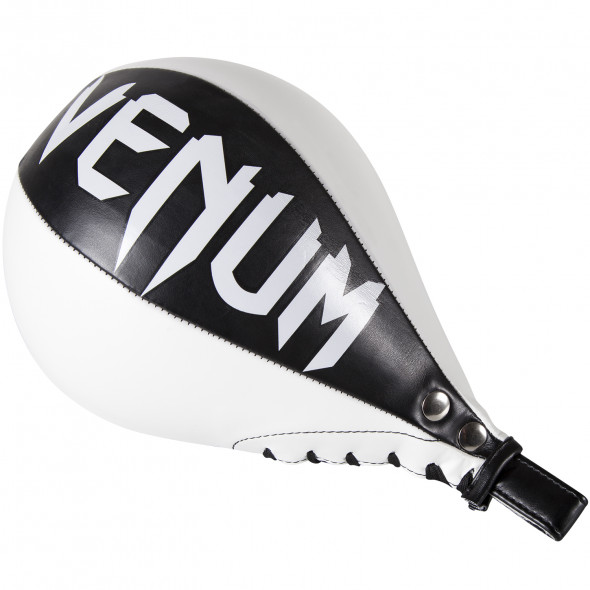 "Venum ""Speed Bag"" - Skintex Leather - Black/Ice"