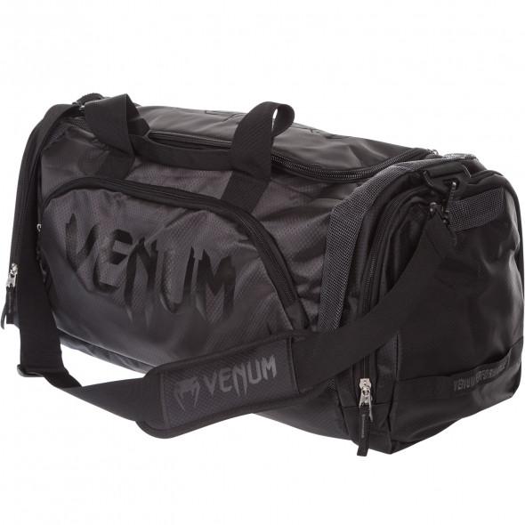 Venum Trainer Lite Sport Bag - Black/Black