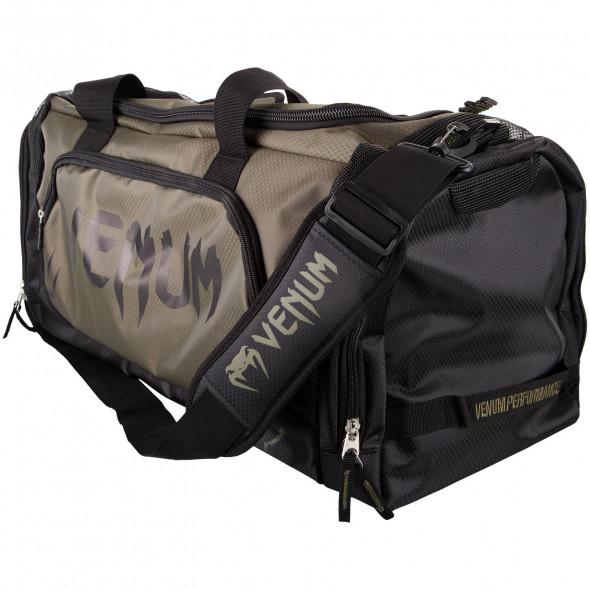 Venum Trainer Lite Sport Bag - Khaki/Black