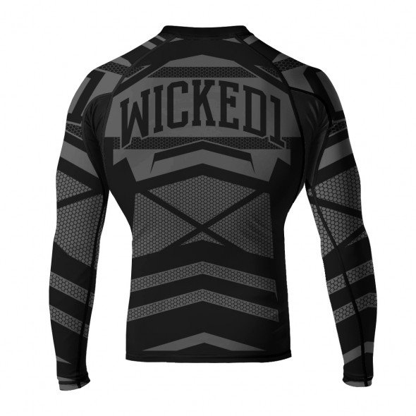 Rashguard Wicked One Stern - Noir