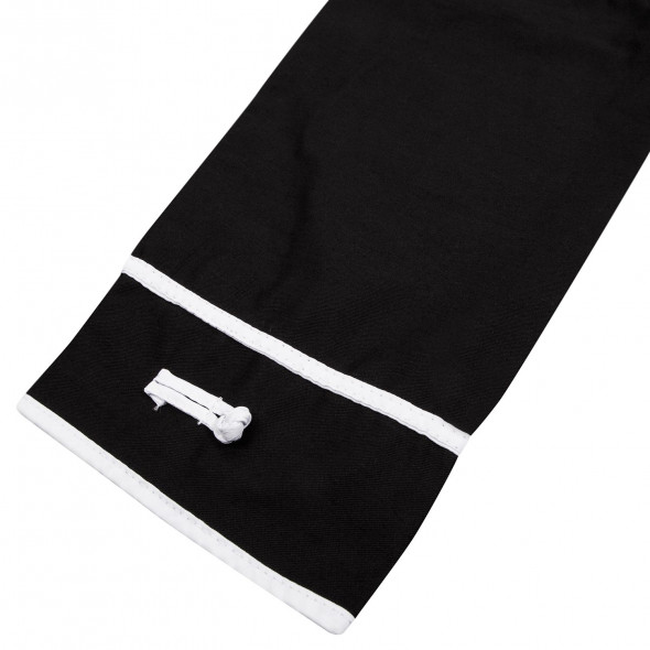 Kung Fu Welded Jacket - Black