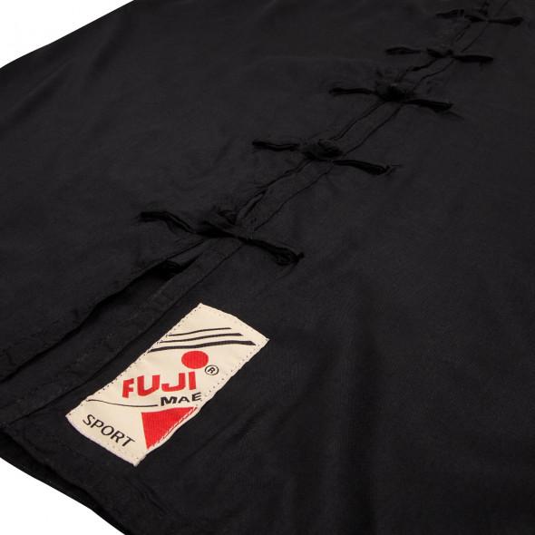 Kimono de Tai Chi Fuji Mae - Noir