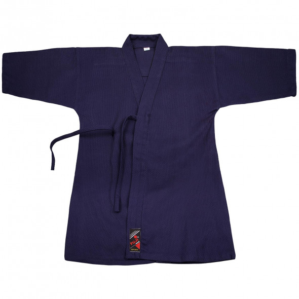 Keikogi for Kendo - navy blue jacket