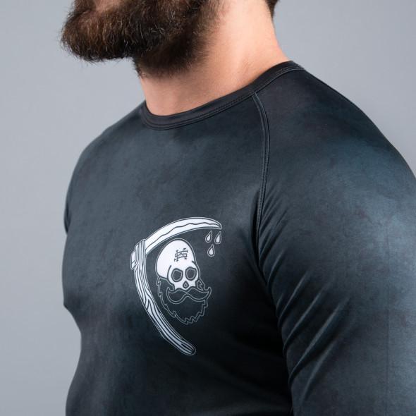 Rashguard Scramble Strong Beard