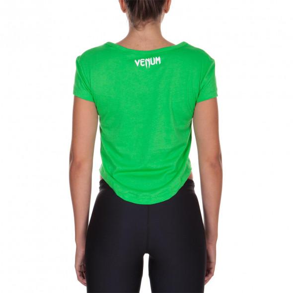 Venum Assault T-shirt - Green