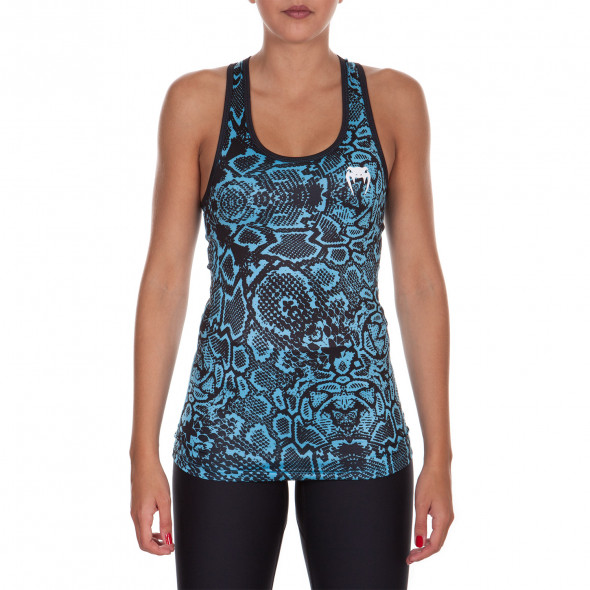 Venum Fusion Tank Top - Blue - For Women