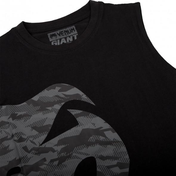 Venum Giant Camo 2.0 tank top - Black/Urban Camo