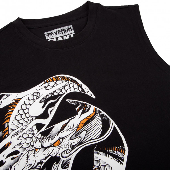 Venum Giant x Dragon tank top - Black/White