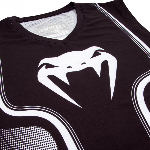 Venum Tempest 2.0 Dry Tech™ Tank Top - Black/White