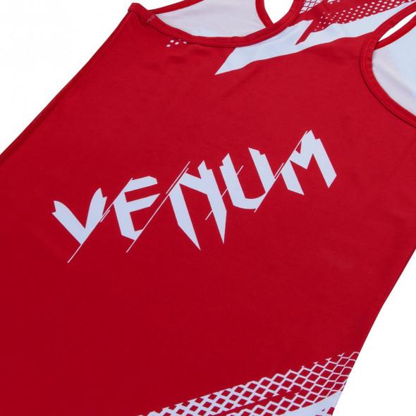 Venum Rapid Tank Top - Coral/Light Cyan