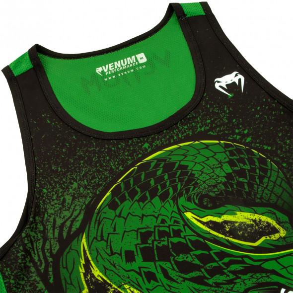Venum Green Viper Tank Top - Black/Green