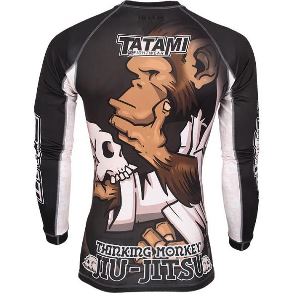 "Rashguard FW Tatami  ""Thinker Monkey"""
