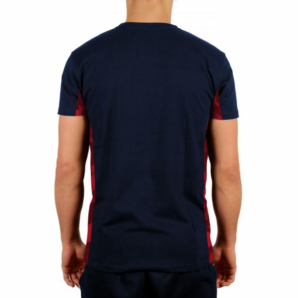 T-shirt Wicked One Rocket - Bleu marine/Rouge