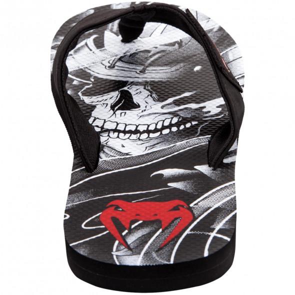 Venum Samurai Skull Sandals - Black