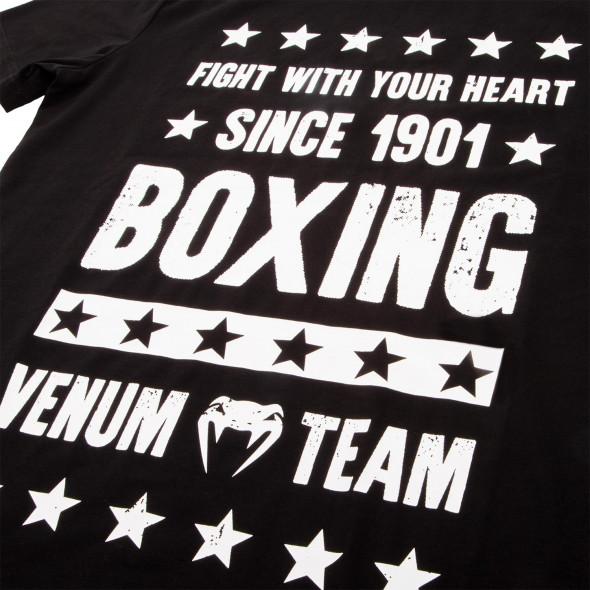 Venum Boxing Origins T-shirt - Black