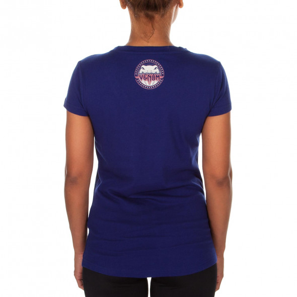 Venum Carioca 4.0 T-shirt - Navy Blue - For Women