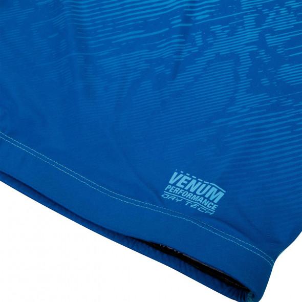 Venum Fusion Compression T-shirt - Long Sleeves - Blue