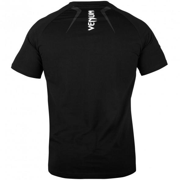Venum Contender 4.0 T-shirt - Black/Grey-White