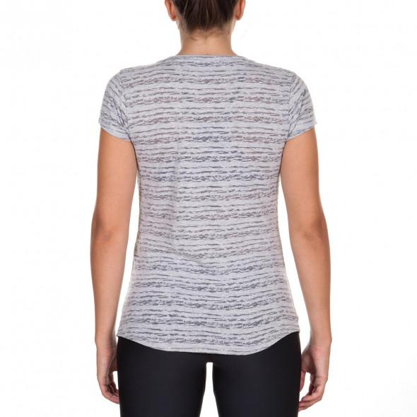 Venum Essential V Neck T-shirt - Grey