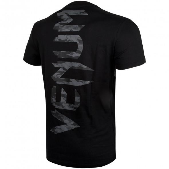 Venum Giant Camo 2.0 T-shirt - Black/Urban Camo