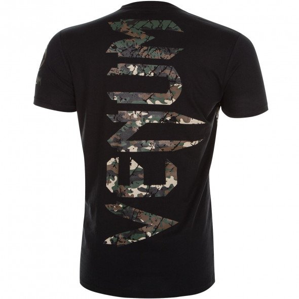 Venum Original Giant T-shirt - Jungle Camo Black