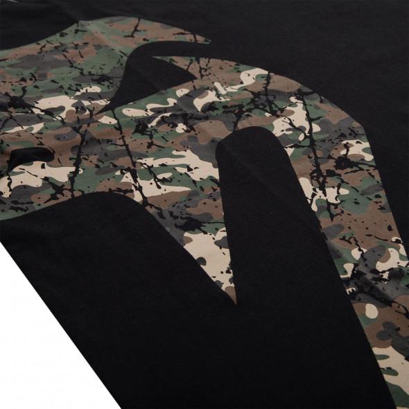 Venum Original Giant T-shirt - Black/Camo