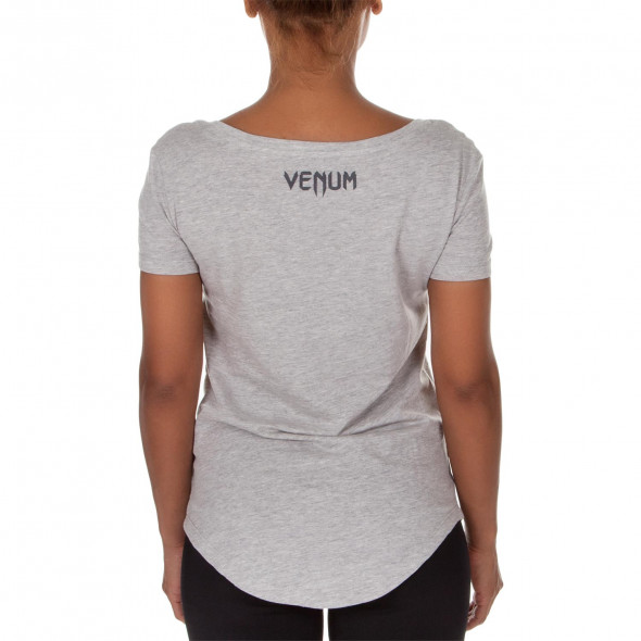 Venum Givin' T-shirt - Light Heather Grey
