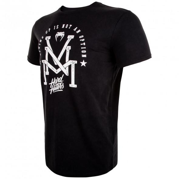 Venum Hard Hitters T-shirt - Black