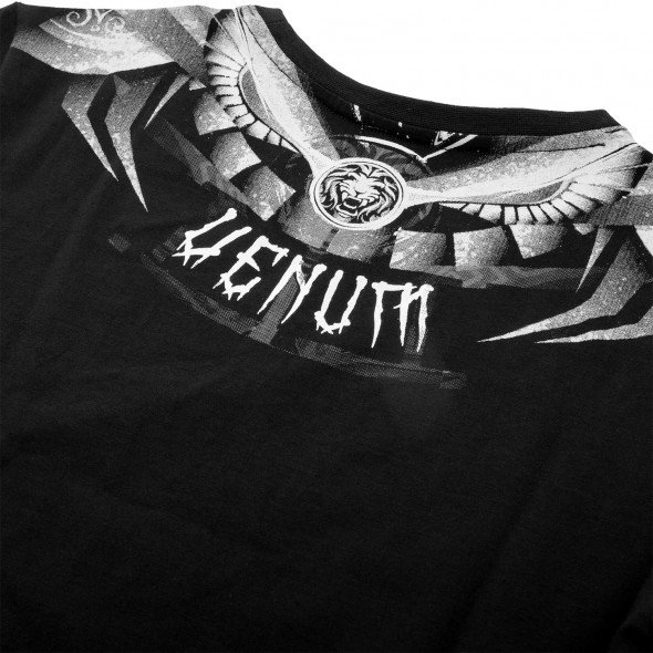 Venum Gladiator Kids T-shirt - Black/White